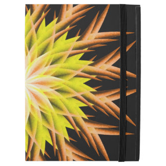 "Deep Sea Life Form Mandala iPad Pro 12.9"" Case"