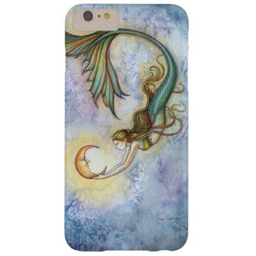 Deep Sea Moon Fantasy Art Mermaids Phone Case