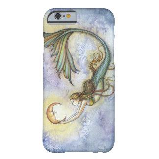 Deep Sea Moon Mermaid Fantasy Art iPhone 6 case
