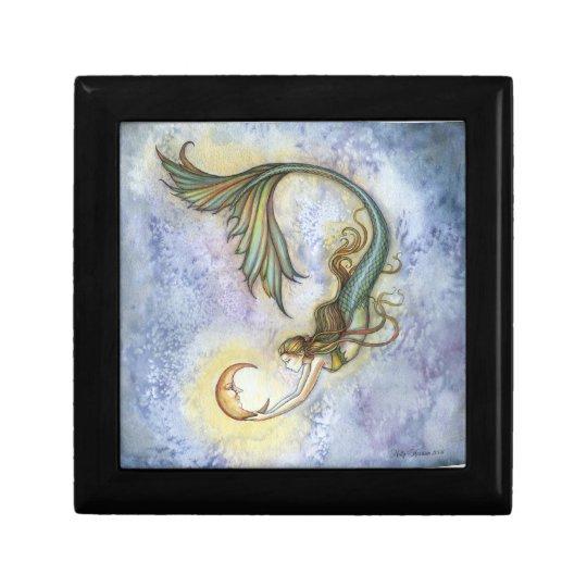 Deep Sea Moon Mermaid Gift Box