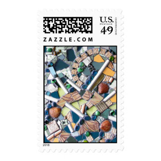 Deep sea postage stamps