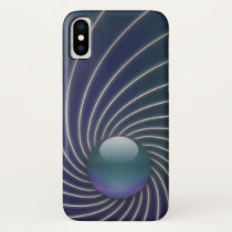 Deep Sea Spirals iPhone Case-Mate