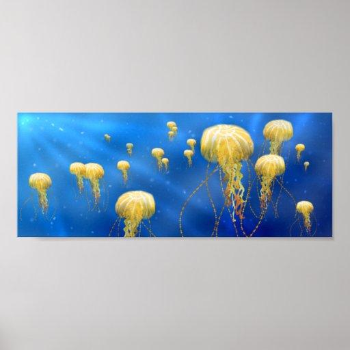 Deep Sea Treasures Poster