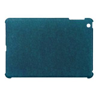 Deep Sea Watercolor - Dark Teal Blue and Aqua Case For The iPad Mini