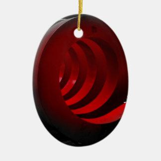 Deep Sensation Ceramic Ornament