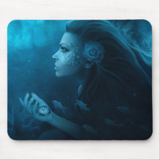 Deep Silent Complete Mouse Pad