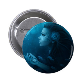 Deep Silent Complete Pinback Buttons