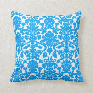 Deep Blue Throw Pillows : Deep Blue Pillows - Decorative & Throw Pillows Zazzle