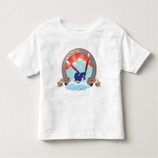 Deep Snow Toddler T-shirt