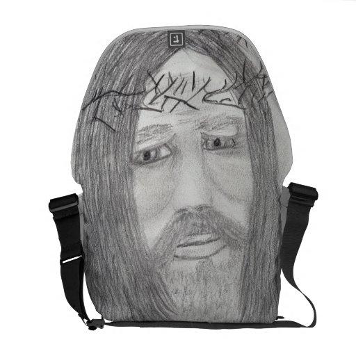 Deep Sorrow Courier Bags