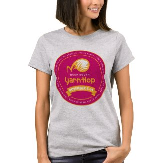 Deep South Yarn Hop 2020 T-Shirt