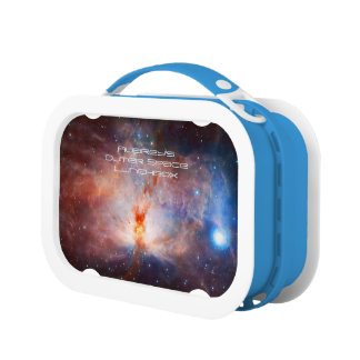 Deep space astronomy: Flame Nebula in Orion Lunch Box