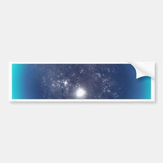 Deep Space Bumper Sticker