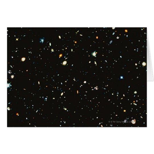 Deep Space Card