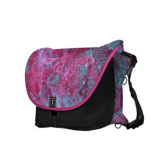 Deep Space Eco Messenger Bag