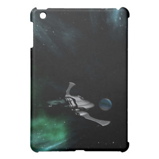 deep space exploration iPad mini cover