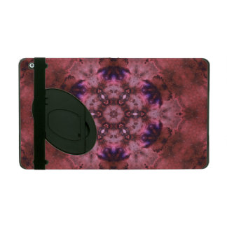 Deep Space Harmonics Mandala iPad Case