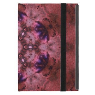 Deep Space Harmonics Mandala iPad Mini Cover
