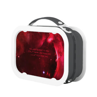 Deep space image: Orion Nebula, universe astronomy Lunch Box