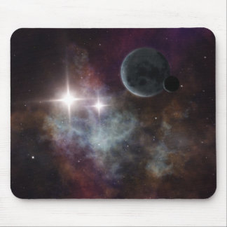 Deep Space Mouse Pad
