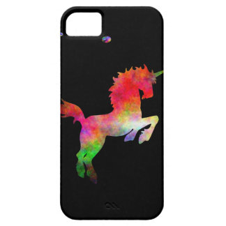 Deep Space Multi-hued Unicorn iPhone(5) CaseMate iPhone 5 Cover