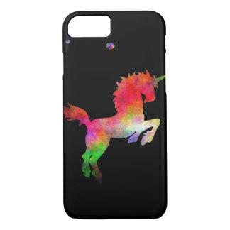 Deep Space Multi-hued Unicorn iPhone(5) iPhone 7 Case