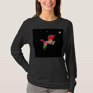 Deep Space Multi-hued Unicorn T-Shirt