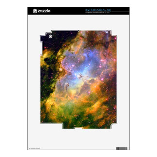 Deep Space Nebula Skin For The iPad 2