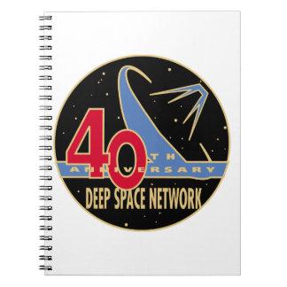 DEEP SPACE NETWORK 40th Anniversary Journals