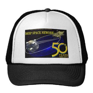 DEEP SPACE NETWORK 50th Anniversary Trucker Hat
