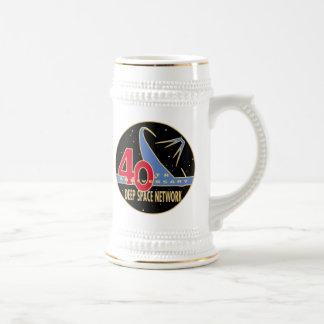 Deep Space Network's 40th! 18 Oz Beer Stein