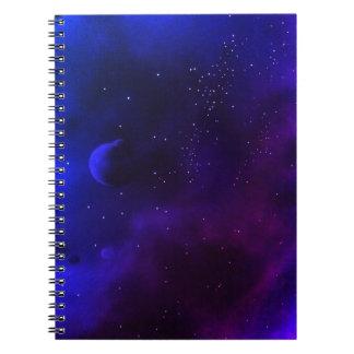 Deep Space Notebook
