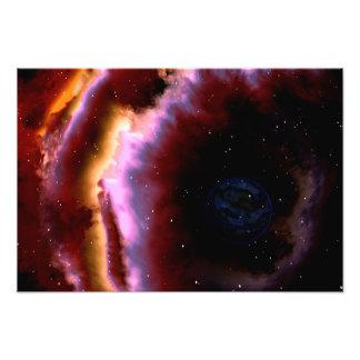 Deep Space Photo Print