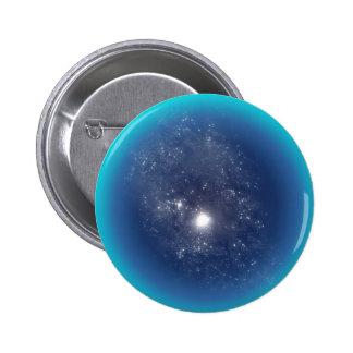 Deep Space Pinback Button