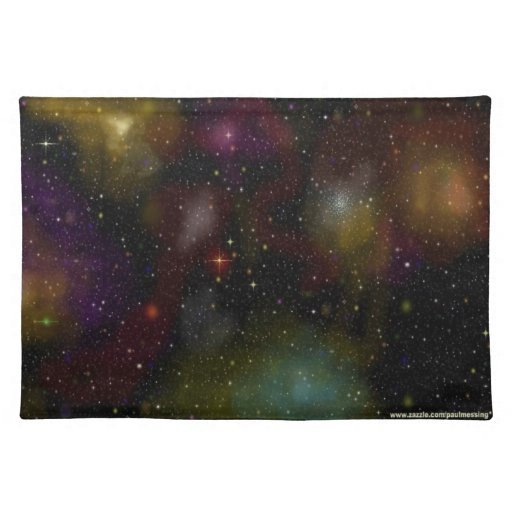 Deep Space Placemat