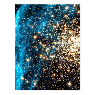 Deep Space Postcard