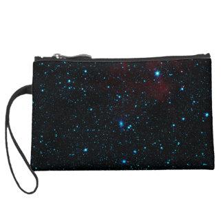 DEEP SPACE STAR EXPANSE ~ WRISTLET CLUTCH