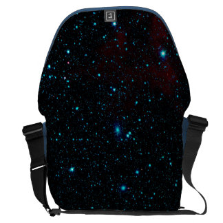 DEEP SPACE STAR EXPANSE ~ COURIER BAG