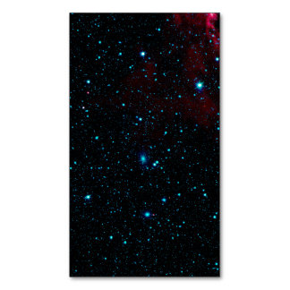 DEEP SPACE STAR EXPANSE ~.jpg Magnetic Business Cards (Pack Of 25)