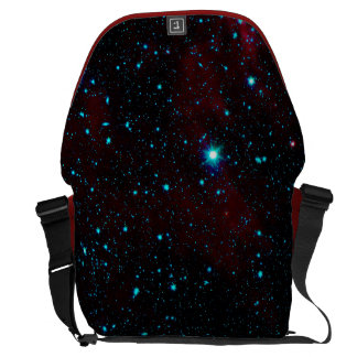 DEEP SPACE STAR EXPANSE ~ MESSENGER BAG