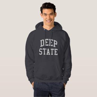 Deep State dark hoodie