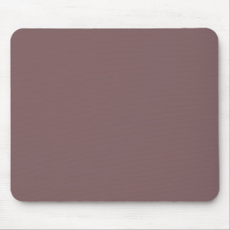 Deep Taupe Mouse Pad