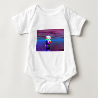 Deep Thinker Baby Bodysuit