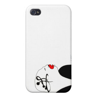 Deep Thinking iPhone 4/4S Cover