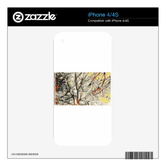 Deep Tree iPhone 4S Skin