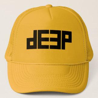 deep trucker hat