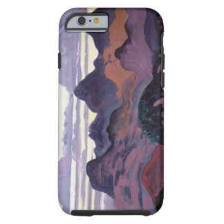 Deep Twilight, Pyrenees, c.1912-13 (oil on panel) iPhone 6 Case