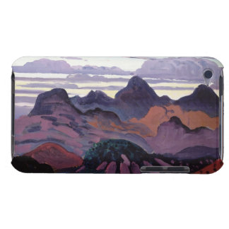 Deep Twilight, Pyrenees, c.1912-13 (oil on panel) iPod Touch Case