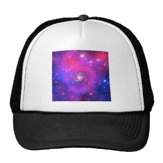 deep ultra space trucker hat