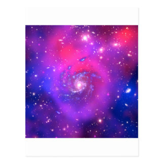 deep ultra space postcard